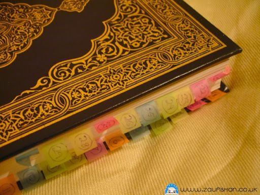 Organising your Qur'an reading time needn't be time consuming, nor is it a chore you can flip through. With a little motivation and personal...