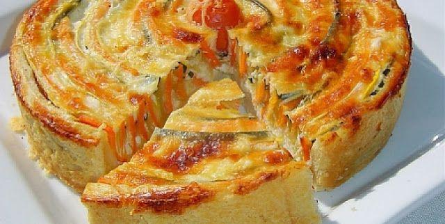 Pita od povrća ~ Recepti za svaki dan