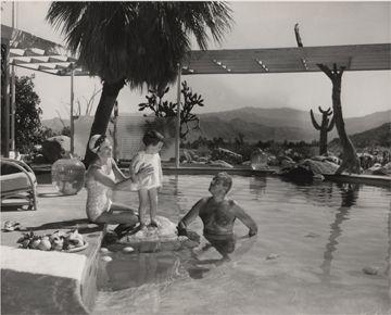 Bill Anderson, Raymond Loewy House 1950s