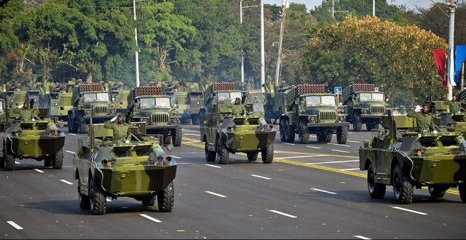Cuba anuncia maniobras militares tras la victoria de Trump