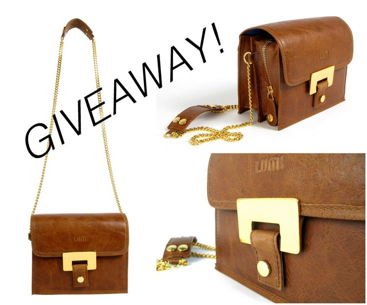 You have a chance to win this beautiful IRINA saddle bag until Wednesday December 11th. Click here to enter the competition:   https://www.facebook.com/photo.php?fbid=441968699236486&set=a.362707240495966.1073741827.295693793863978&type=1&theater
