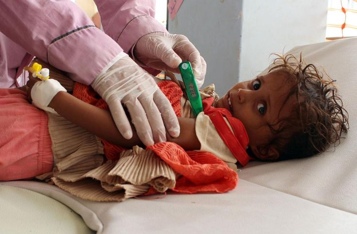 400,000 suspected cases of cholera, 1,900 related deaths recorded in Yemen in 3 months http://betiforexcom.livejournal.com/26850767.html  Author:MOHAMMED RASOOLDEENWed, 2017-07-26 21:17ID:1501090398413724500RIYADH: In the last three months alone, 400,000 cases of suspected cholera and nearly 1,900 associated deaths have been recorded in Yemen, according to a joint statement made by UNICEF, WHO and WFP. Following their joint visit to Yemen, UNICEF Executive Director Anthony Lake, WFP…
