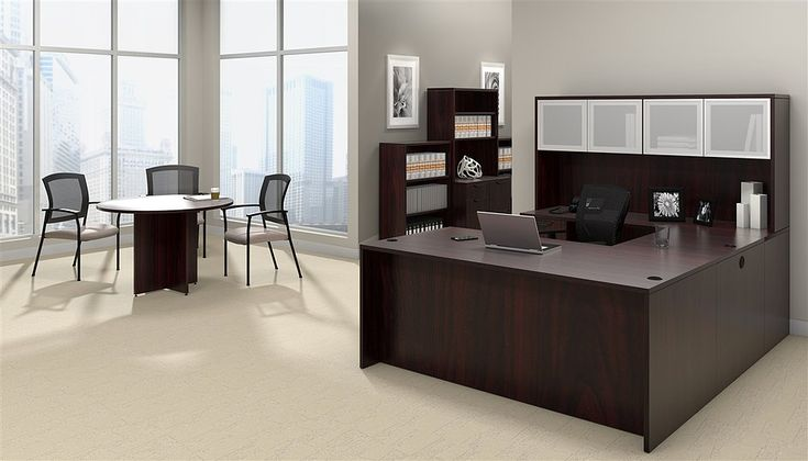 13 best Office Desks images on Pinterest | Office desks, Modern ...
