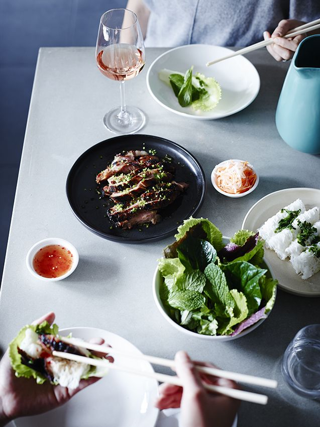 Recipes by Thi Le : : Australian Gourmet Traveller