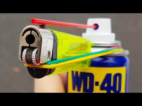 3 Awesome Tricks with Lighters - YouTube