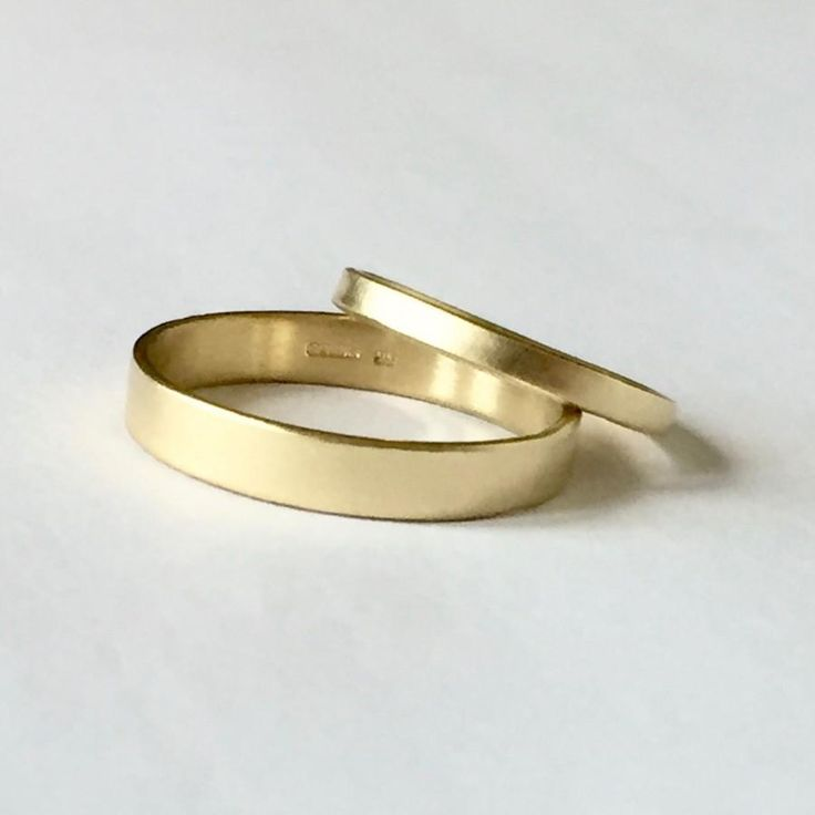 Fabulous Plain Gold Wedding Bands 71 Inspiration with Plain Gold Wedding Bands