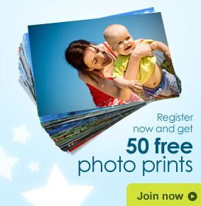 Join Huggies for 50 FREE Photo Prints