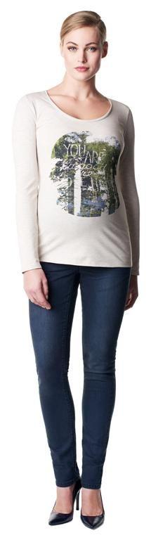 Camiseta de embarazo algodón Dora [50624] - 29,95€ : Tienda premamá online. Moda prenatal para embarazadas y ropa interior para embarazo y lactancia., Demamis.com