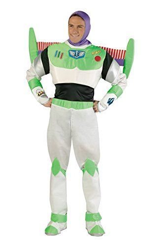 UHC Mens Disney Toy Story Buzz Lightyear Prestige Party Costume Standard 4246 >>> Want to know more, click on the image.