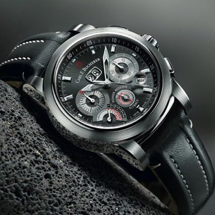 Bucherer Flyback Chronograde