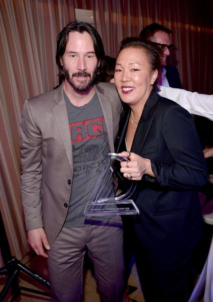 Keanu Reeves Photos - The Daily Front Row 'Fashion Los Angeles Awards' 2016 - Inside - Zimbio