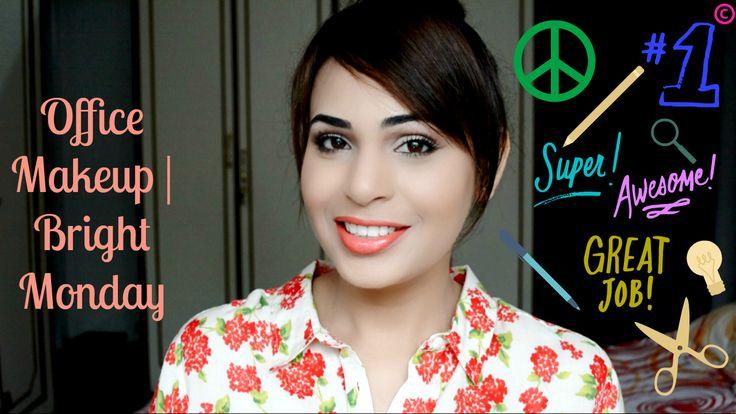 http://youtu.be/kkrMmqi0o1w   Office makeup  Back to school makeup Simple makeup No makeup makeup Casual makeup