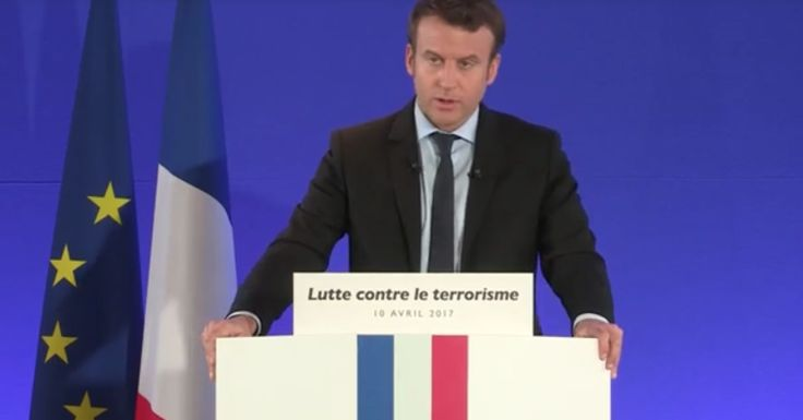 French presidential candidate Macron talks tough on tech firms over terrorism (Techcrunch)