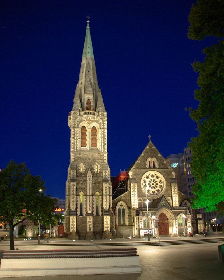 Christchurch will never be the same.