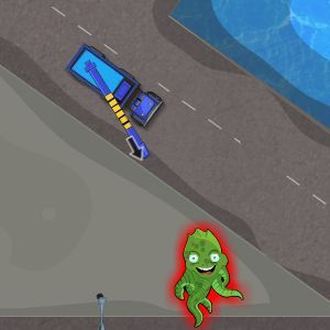 Sear monster crane parking - Jocuri cu masini - Jocuri100.ro