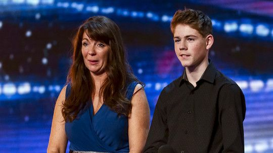Mel and Jamie bring their special bond to BGT