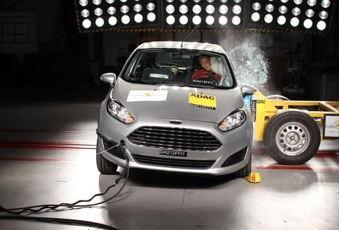 Why You Shouldn't Trust Your Car's Safety Rating By Aaron Miller Published On 10/21/2016 --- IMO, the testing is incomplete as they don't often hit the car from the front (grille to grille) or especially from the rear simulating drunk driver accidents. V.