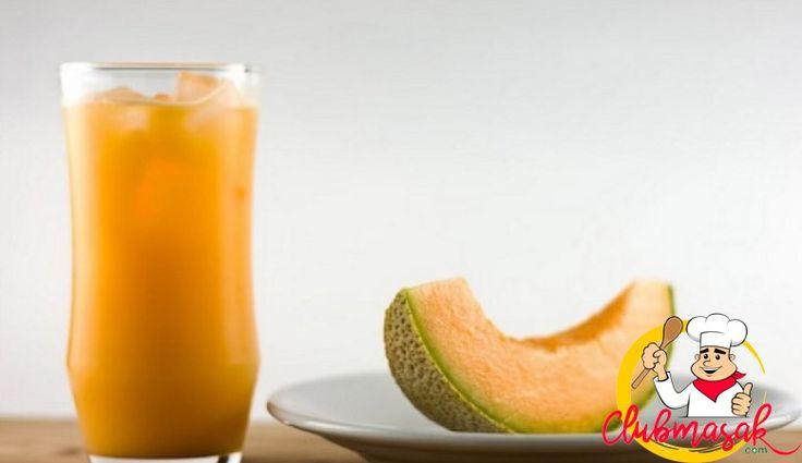 Resep Jus Mangga Melon Jeruk Bali, Resep Jus Sakti, Club Masak