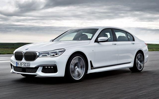 新型 BMW 7シリーズ Mスポーツ