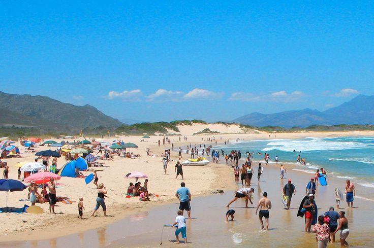 Kleinmond - summer holidays at beach. #kleinmond