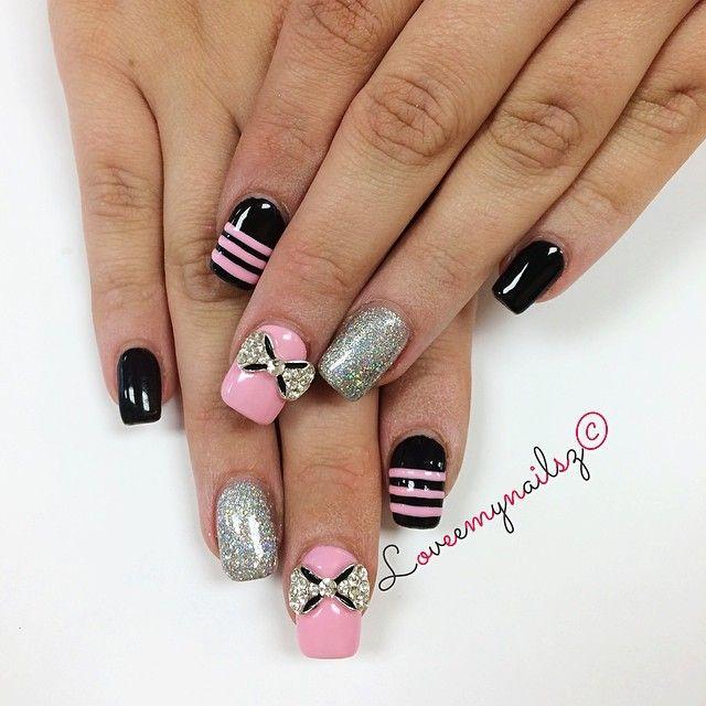 loveemynailsz #nail #nails #nailart