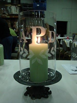 Really want to make this! If only I'd had this tutorial when I tried to make an etched, monogrammed plate for my wedding!