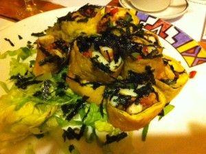 Restaurante Korea. Comida coreana en Madrid | De fogones y hombres