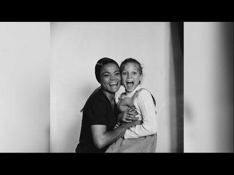 Eartha Kitt's daughter Kitt Shapiro - YouTube
