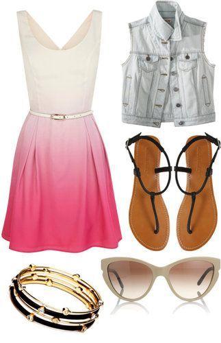 Claudette Violetta: Outfit de Verano 2015
