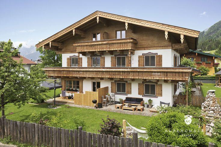 Wohlfühl-Apartments im Landchalet Pinzgau - Hüttenurlaub in Saalfelden - Leogang mieten - Alpen Chalets & Resorts