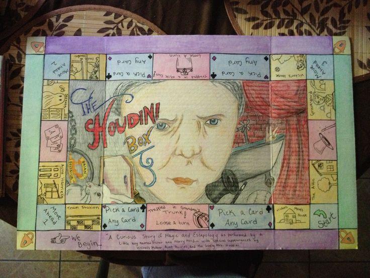 Book report on games by carol gorman