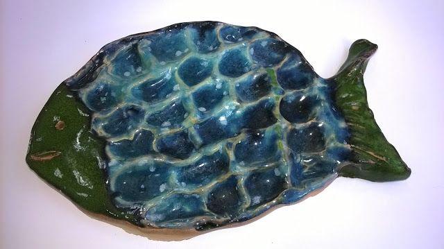 ARTE: ...ceramicznie ryby...