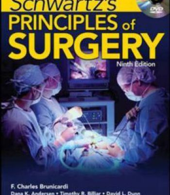 Schwartz Principles Of Surgery 9th Edition Pdf