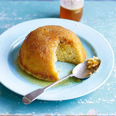 Paul Hollywood's honey sponge recipe. For the full recipe, click the picture or visit RedOnline.co.uk
