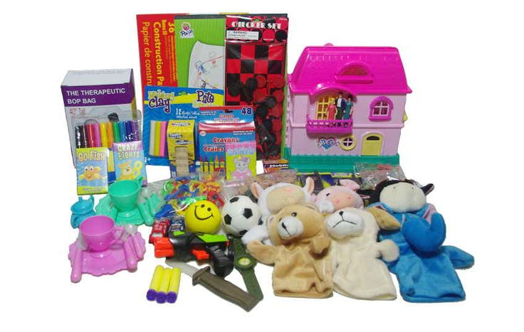 Affordable toys for play therapy