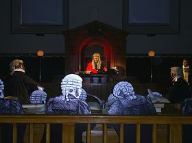 Bodmin - Guilty or not guilty - Visit Bodmin's Courtroom Experience and cast your vote © Wendy Venning