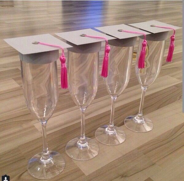 Cute graduation party idea
