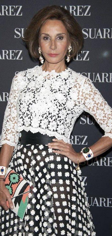 ¿Por qué las celebrities patrias no aprenden de Naty Abascal? Sigue siendo la más estilosa de nuestro país, age with grace, olivia palermo