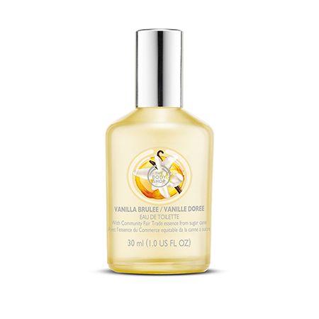 The Body Shop Limited Edition Vanilla Brulee Eau de Toilette