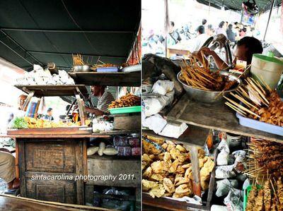 Angkringan @Angkringan Lek man (by sintacarolina)