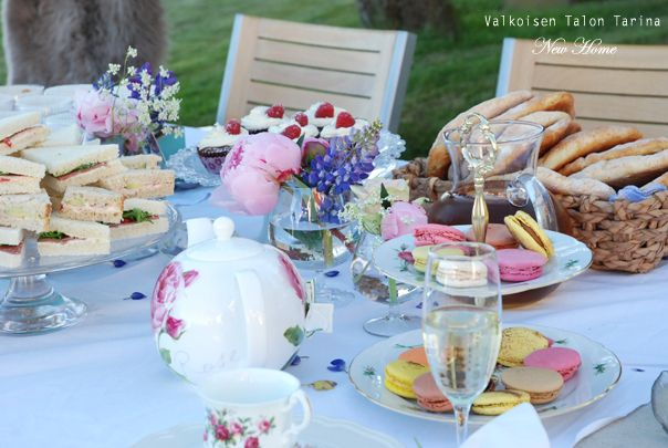 Ladies Garden Tea-party