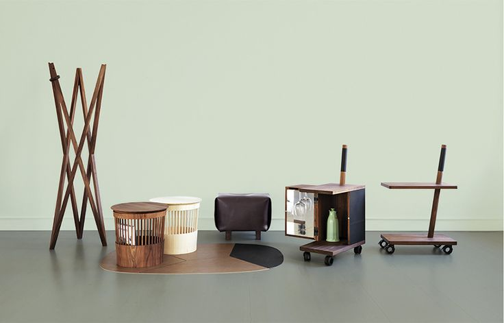 2006 saw the birth of Manifestodesign, a collection by Tonuccidesign, that consisits in furniture, objects and furnishings for the home. The collection features natural and recyclable materials that respect man and the environment.