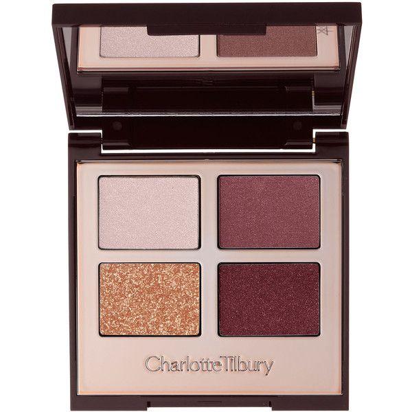 Charlotte Tilbury Luxury Palette, Vintage Vamp, 5.2g found on Polyvore