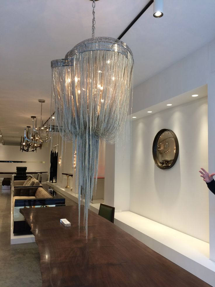 Hudson Furniture   Height Can Be Custom Sized. Chandeliers
