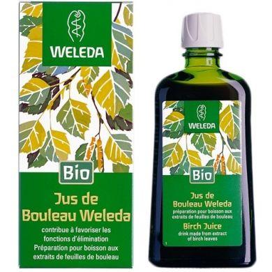 WELEDA -  Jus de Bouleau