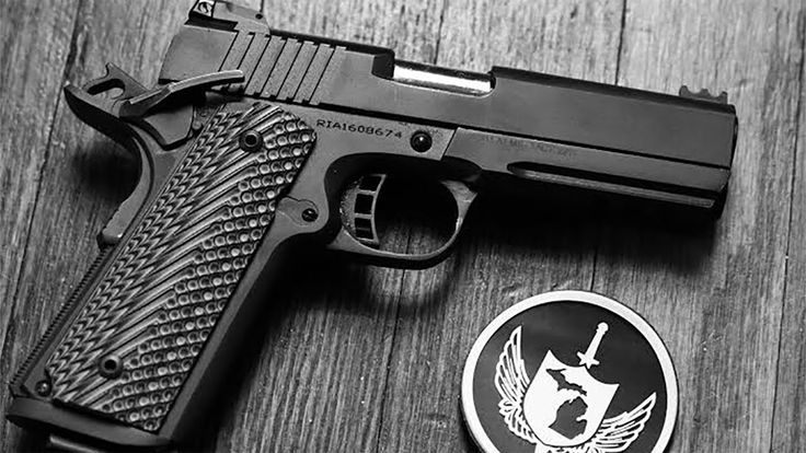 Rock Island Armory Tac Ultra 9mm 1911 Overview