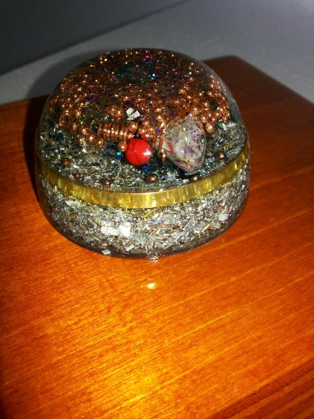 Orgonite collectors positive energy