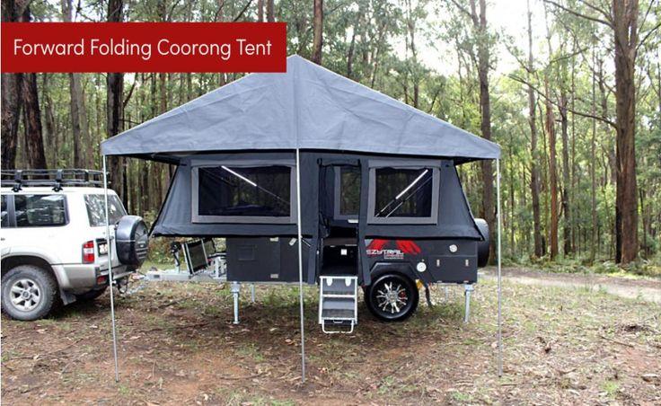 Coorong GT Hard Floor Off Road Camper Trailer