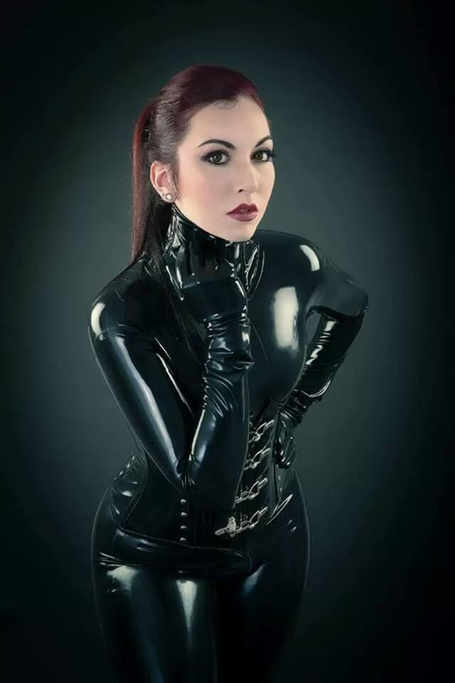latex in Pictures women of