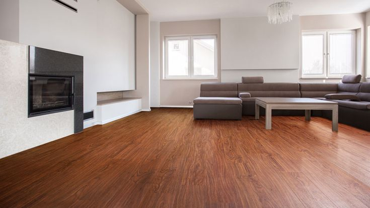 Novocore Premium Waterproof Flooring - Colour: Chestnut Brown